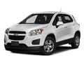 2016 CHEVROLET TRAX  - Front View