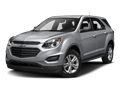 2016 CHEVROLET EQUINOX  - Front View