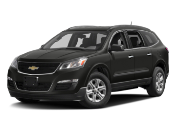 2016 CHEVROLET TRAVERSE LS - Front View