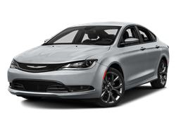 2016 CHRYSLER 200  - Front View