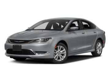 2016 CHRYSLER 200 LIMITED - Front View