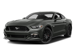 2016 FORD MUSTANG  - Front View