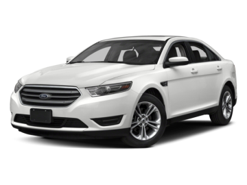 2016 FORD TAURUS SHO AWD - Front View
