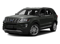 2016 FORD EXPLORER  - Front View