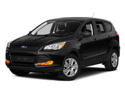 2016 FORD ESCAPE SE - Front View