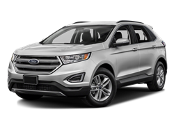 2016 FORD EDGE  - Front View