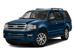 2016 FORD EXPEDITION  - Front View