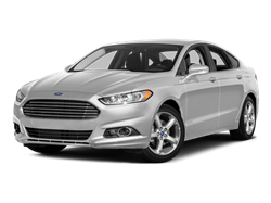 2016 FORD FUSION  - Front View