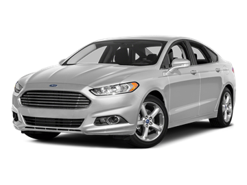 2016 FORD FUSION SE - Front View