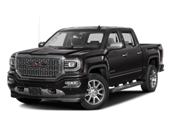 2016 GMC SIERRA 1500 DOUBLE CAB 4x4 - Front View