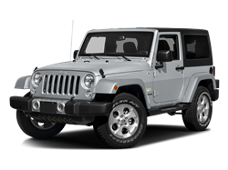 2016 JEEP WRANGLER UNLIMITED  - Front View
