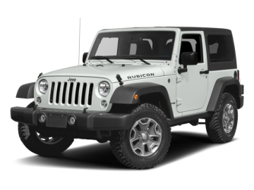 2016 JEEP WRANGLER UNLIMITED RUBICON - Front View