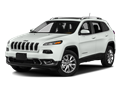 2016 JEEP CHEROKEE  - Front View