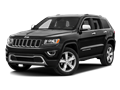 2016 JEEP GRAND CHEROKEE  - Front View