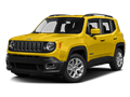 2016 JEEP RENEGADE  - Front View