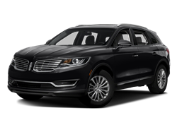 2016 LINCOLN MKX  - Front View
