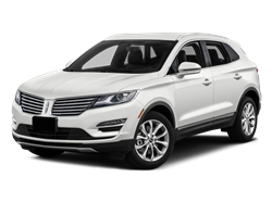 2016 LINCOLN MKC  - Front View