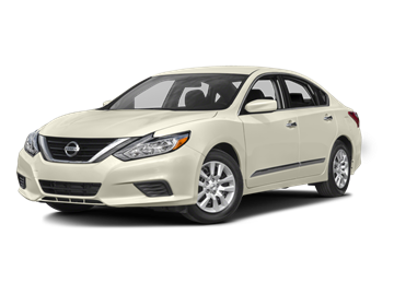 2016 NISSAN ALTIMA 2.5 - Front View
