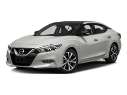 2016 NISSAN MAXIMA  - Front View