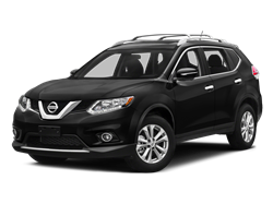 2016 NISSAN ROGUE  - Front View