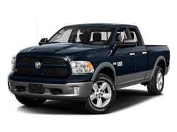 2016 RAM 1500  - Front View