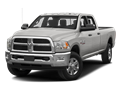 2016 RAM 3500  - Front View