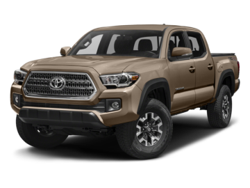 2016 TOYOTA TACOMA ACCESS CAB - Front View