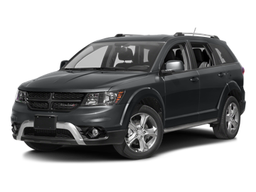 2017 DODGE JOURNEY CROSSROAD - Front View
