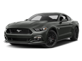 2017 FORD MUSTANG  - Front View