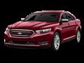 USED 2017 FORD TAURUS Limited AWD Sisseton South Dakota - Front View