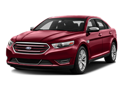 USED 2017 FORD TAURUS LIMITED AWD Sisseton South Dakota - Front View