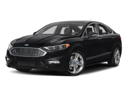 2017 FORD FUSION  - Front View
