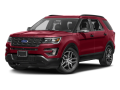USED 2017 FORD EXPLORER LIMITED Muscatine Iowa