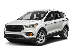 2017 FORD ESCAPE  - Front View