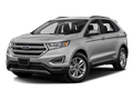 NEW 2017 FORD EDGE TITANIUM Sheldon Iowa - Front View