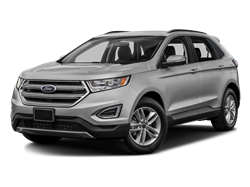 2017 FORD EDGE TITANIUM - Front View
