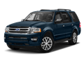 2017 FORD EXPEDITION EL  - Front View