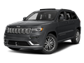 USED 2017 JEEP GRAND CHEROKEE Sheldon Iowa - Front View
