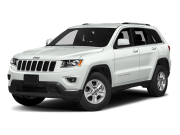 2017 JEEP GRAND CHEROKEE LAREDO - Front View