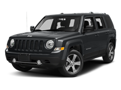 2017 JEEP PATRIOT  - Front View