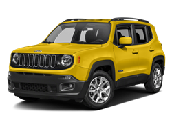 2017 JEEP RENEGADE LATITUDE - Front View
