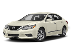 2017 NISSAN ALTIMA 2.5 SL - Front View