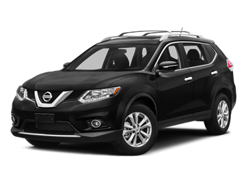 2017 NISSAN ROGUE S - Front View