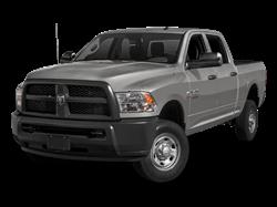 2017 RAM 2500 LARAMIE CREW CAB - Front View