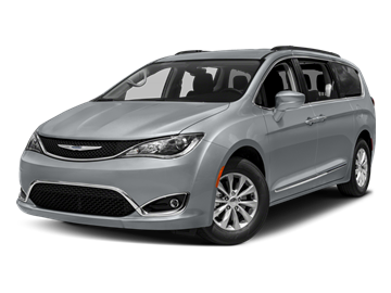 2018 CHRYSLER PACIFICA TOURING L - Front View