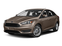 2018 FORD FOCUS  - Front View