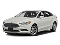 2018 FORD FUSION  - Front View