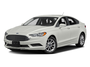 2018 FORD FUSION SE - Front View