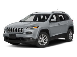 2018 JEEP CHEROKEE  - Front View