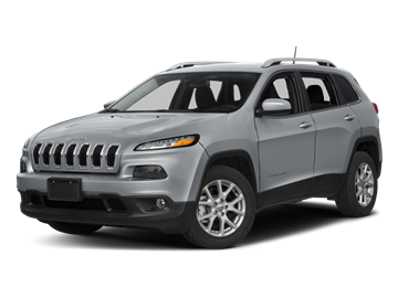 2018 JEEP CHEROKEE LATITUDE PLUS - Front View
